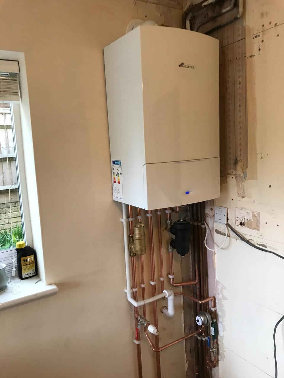Combination boiler Flackwell Heath