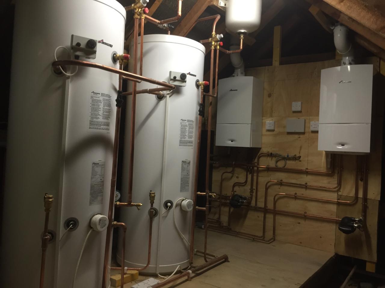 Totteridge boilers